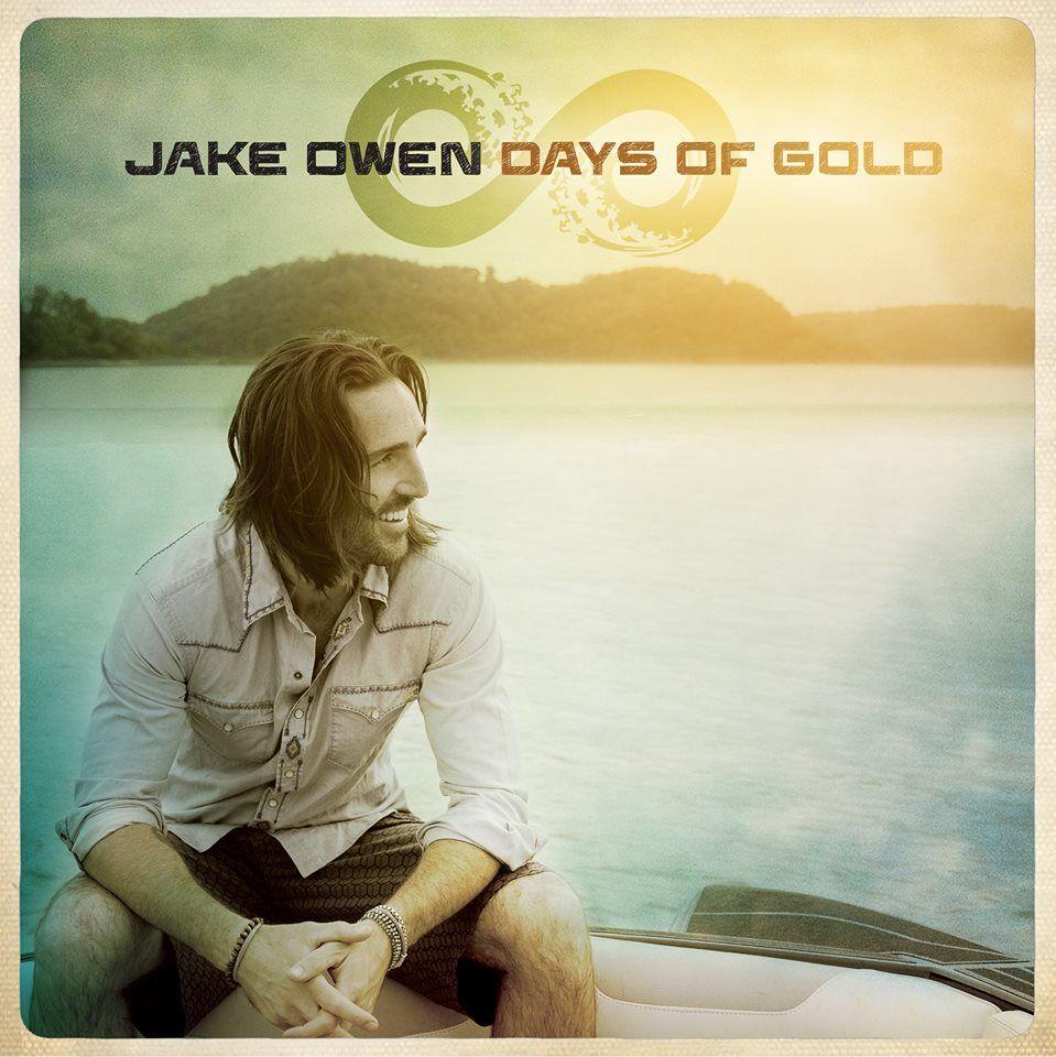 2013  Surefire Feeling (Moakler/McGinn/Hurd) | Jake Owen | Days of Gold (Target Exclusive)