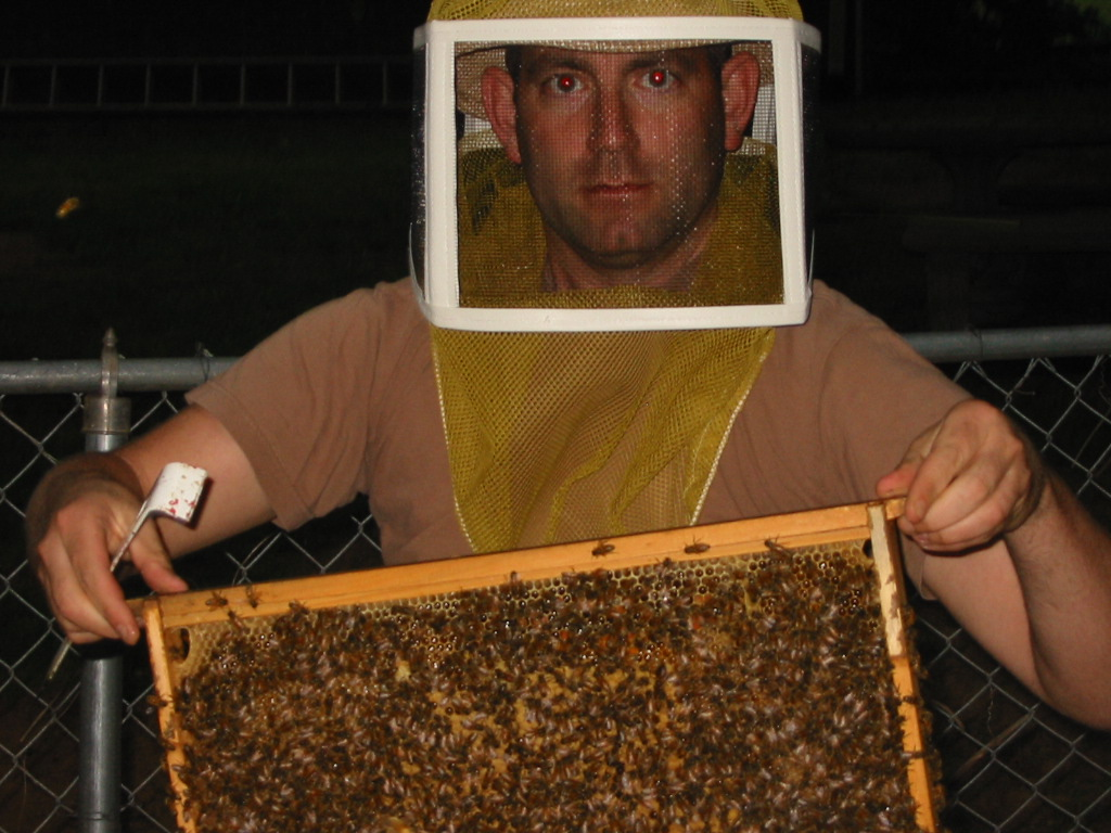 todd working the bees at night.jpg