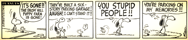 Copyright Charles M. Schulz/United Features Syndicate