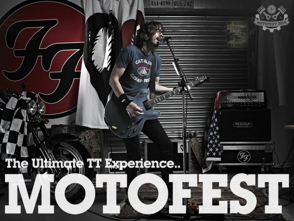 IOM TT Motofest 2014