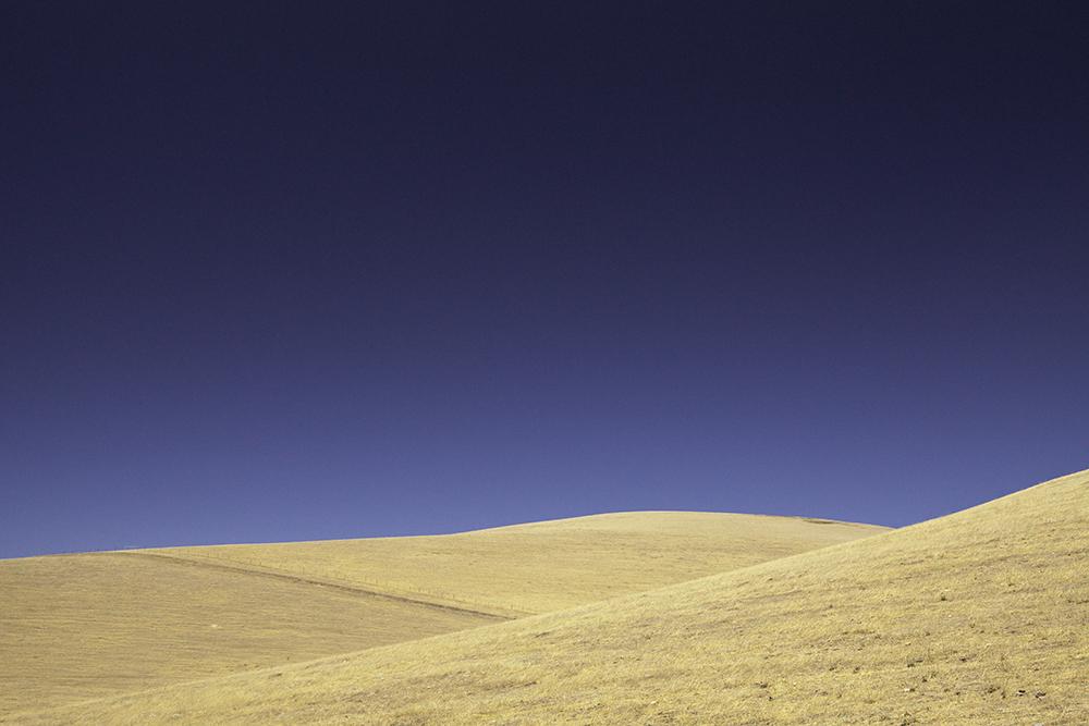 hills near San Francisco California
