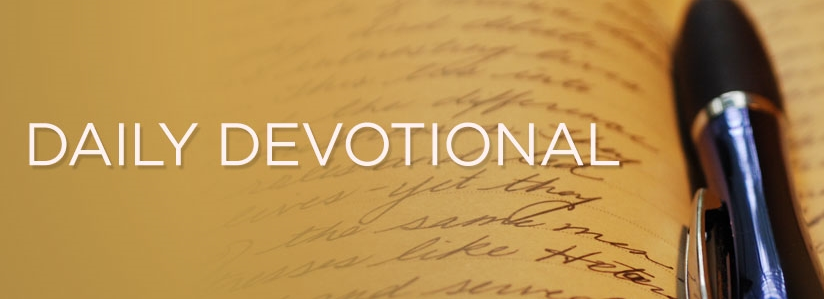 Devotionals with Pastor Lowell Busman