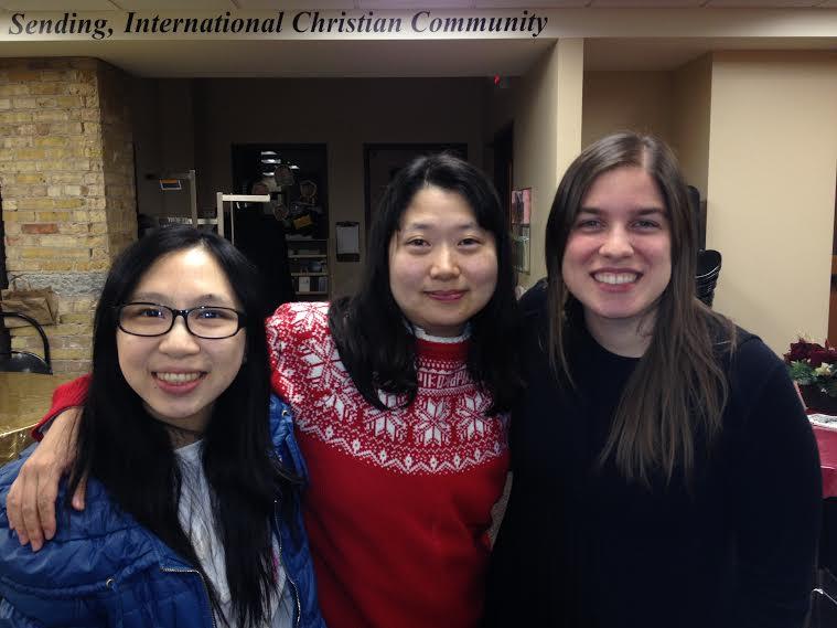 International women's Bible Study
