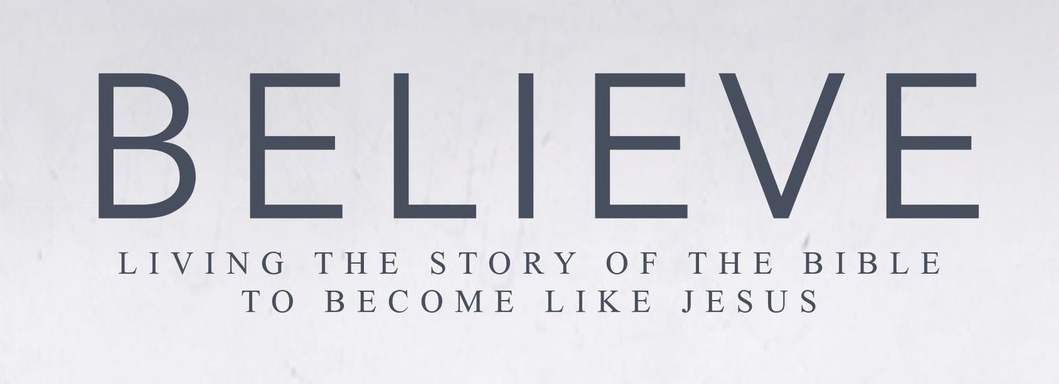Watch OUr Current Sermon Series: BElieve