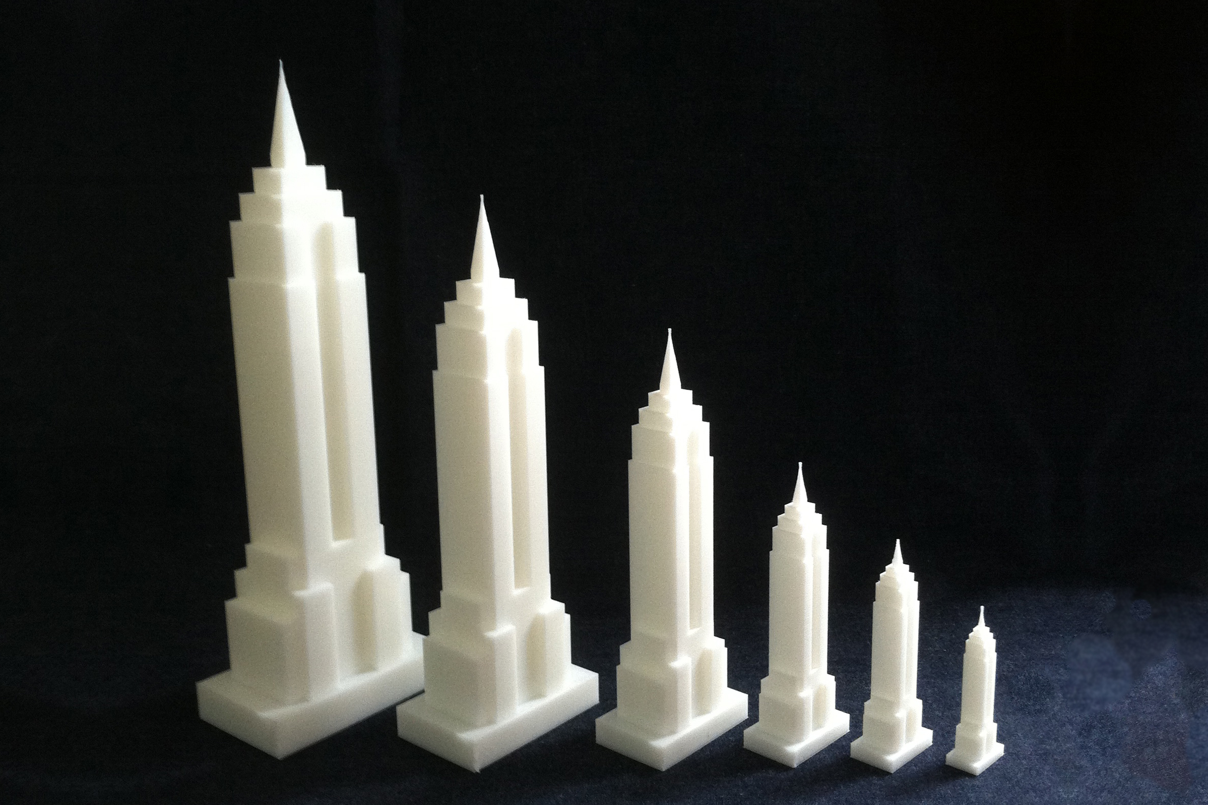 An example of our 3D printing capabilities. Check out our portfolio to see more.