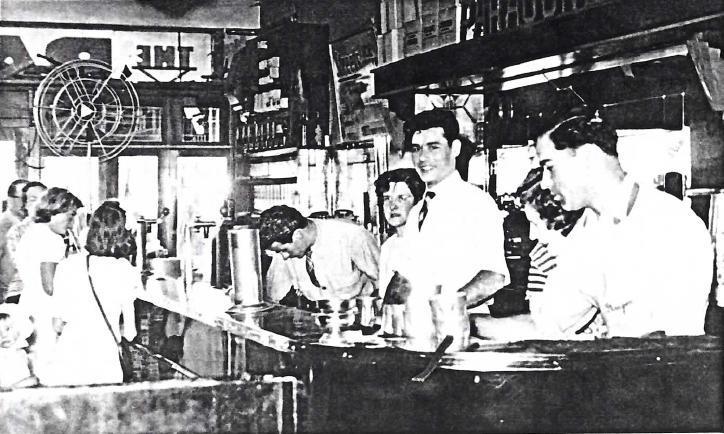 PARAGON CAFE 1940'S