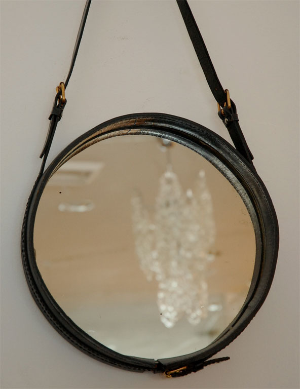 The original design of the mirror dates back to the Art Deco era. The images shown are some of his original mirrors from 1st dibs (the original mirrors run about $3500).