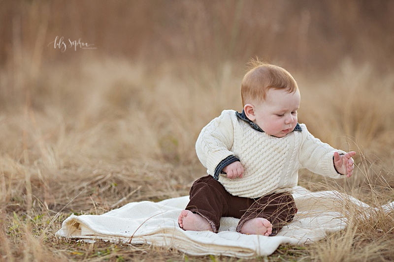 six-month-baby-boy-outdoor-family-photography-alpharetta-roswell-studio