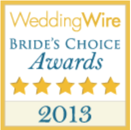 Wedding Wire Couples' Choice Awards 2013