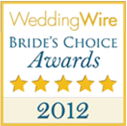 Wedding Wire Couples' Choice Awards 2012