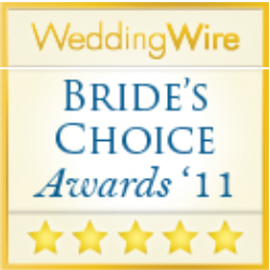 Wedding Wire Couples' Choice Awards 2011