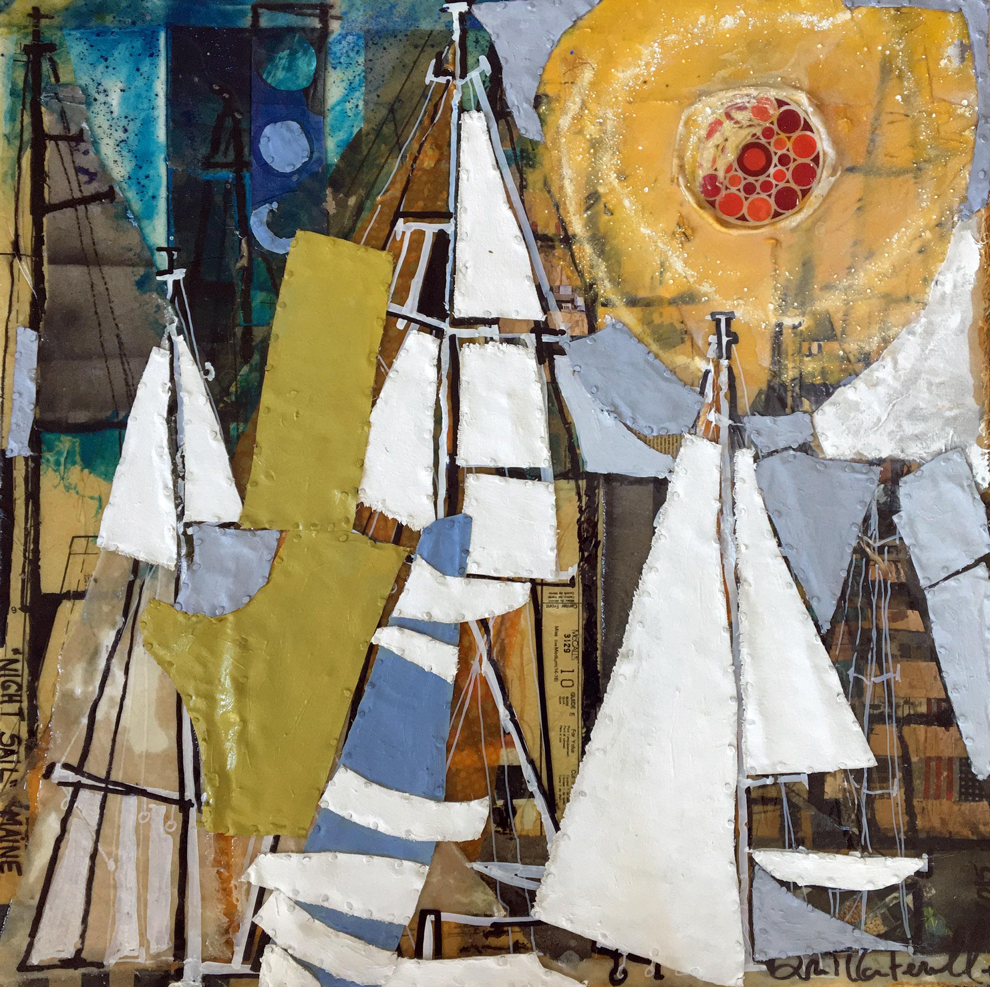 Night Sails II