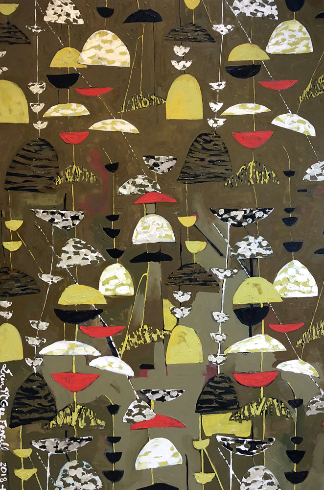 Olive: Tribute Lucienne Day