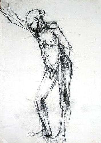 Standing Figure #2