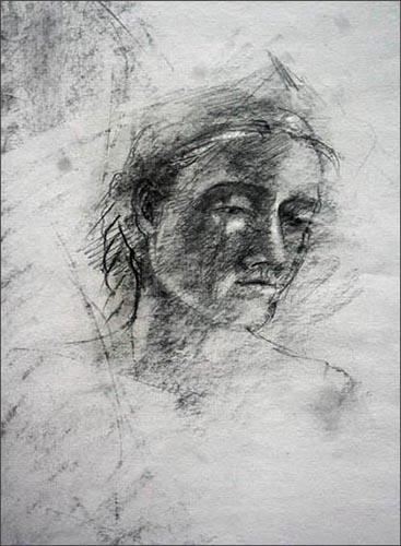 Sarah ( Detail )
