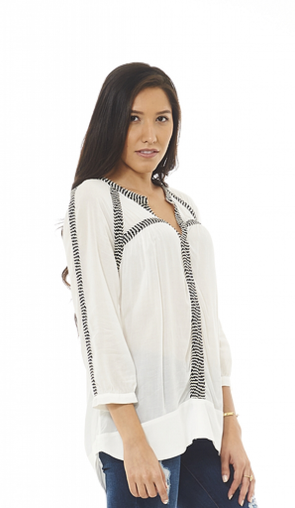 Native Detail Top