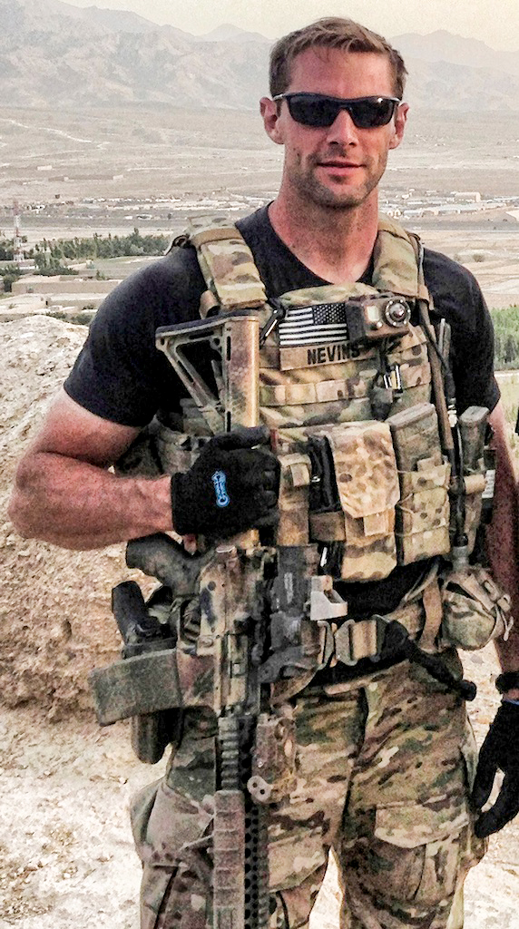 U.S. Army Sgt. 1st Class Liam J. Nevins, 32, of Middlebury, Vermont, was killed by small arms fire while conducting combat operations in Paktia Province, Afghanistan, on Sept. 21, 2013. Nevins was assigned to Operational Detachment Alpha 9521, Bravo Company, 5th Bn., 19th Special Forces Group, based in Fort Carson, Colorado.  His friends remember him as a cut above when it came to fitness. He enjoyed hiking and running outdoors, as well as the full gamut of CrossFit movements, from Olympic lifting to gymnastics.  He is survived by his mother, Victoria; father, William; fiancée, Julie Huynh; and sisters, Maeve and Raven.