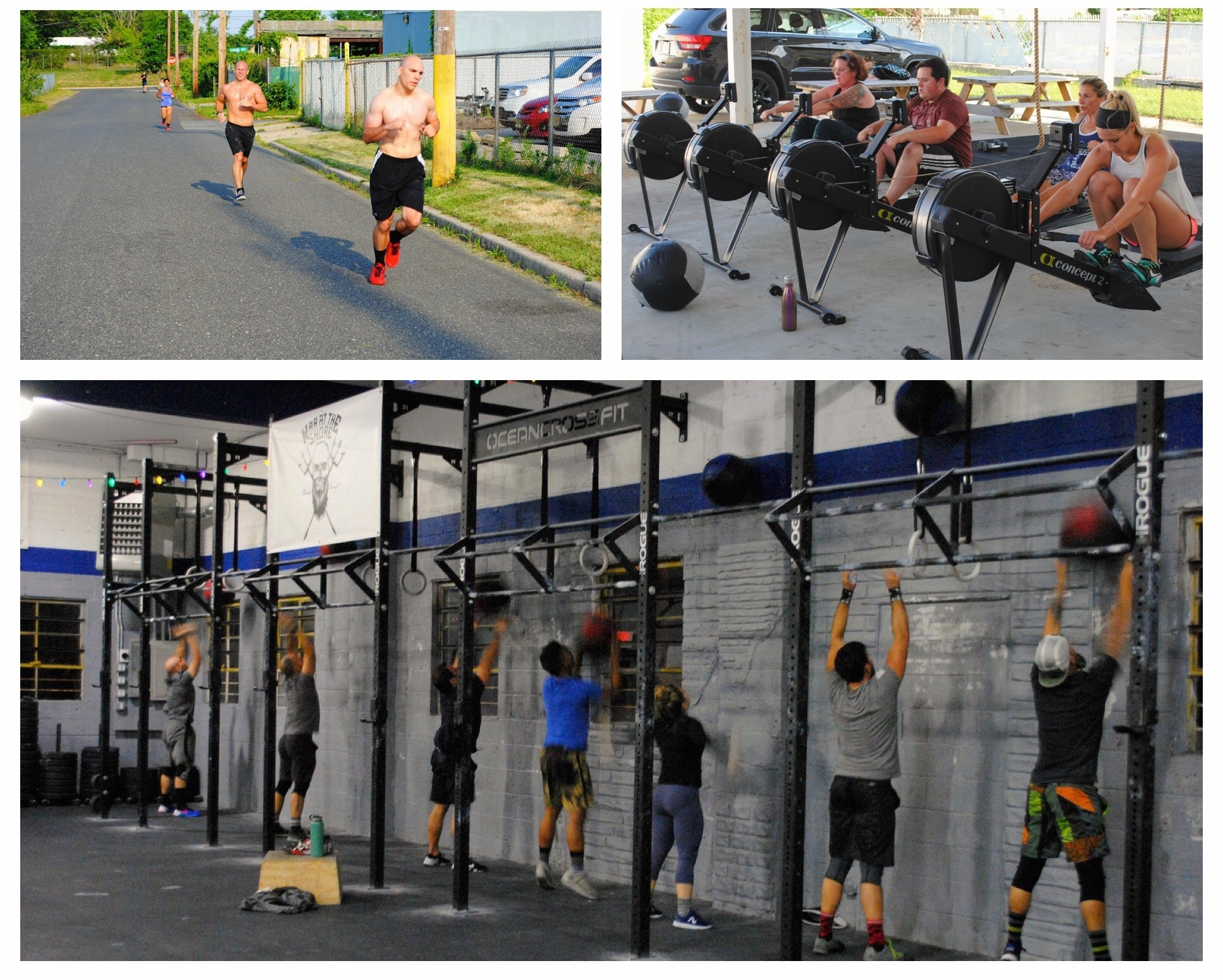Ocean CrossFit | NJ CrossFit Training Facility