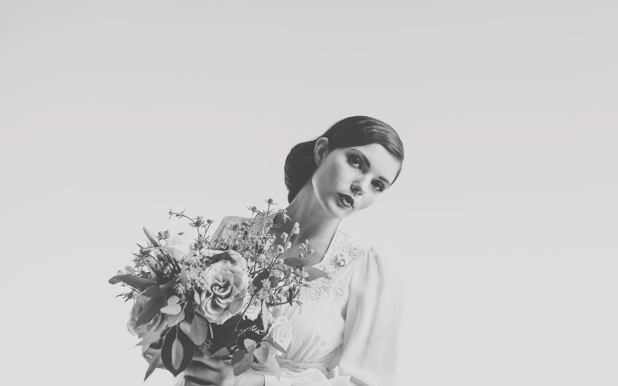 romantic vintage glam styled bridal shoot, jennifer picard photography, sunshine coast bc wedding photographer