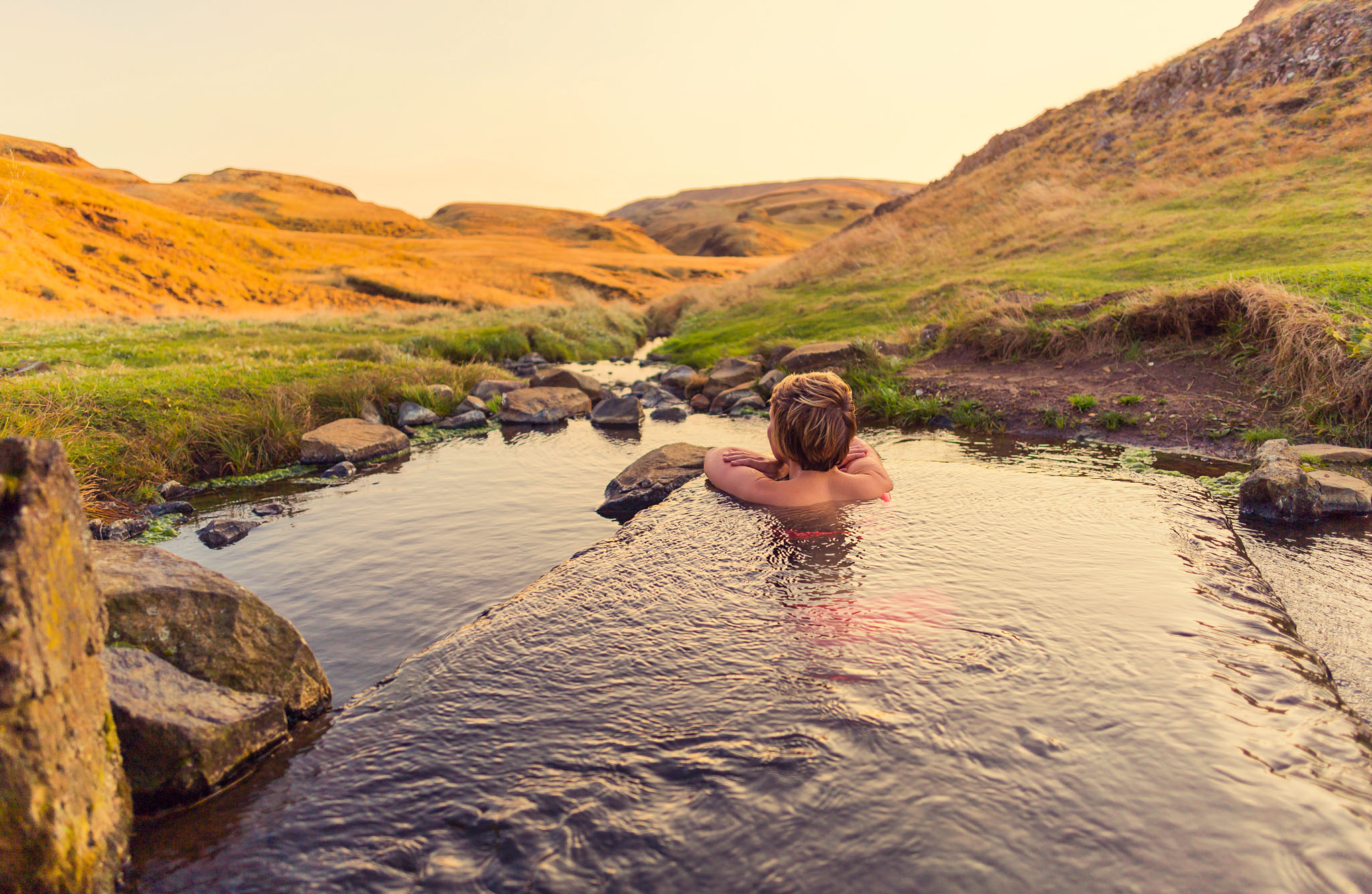 geothermal hot springs, iceland, jennifer picard photography, travel photographer