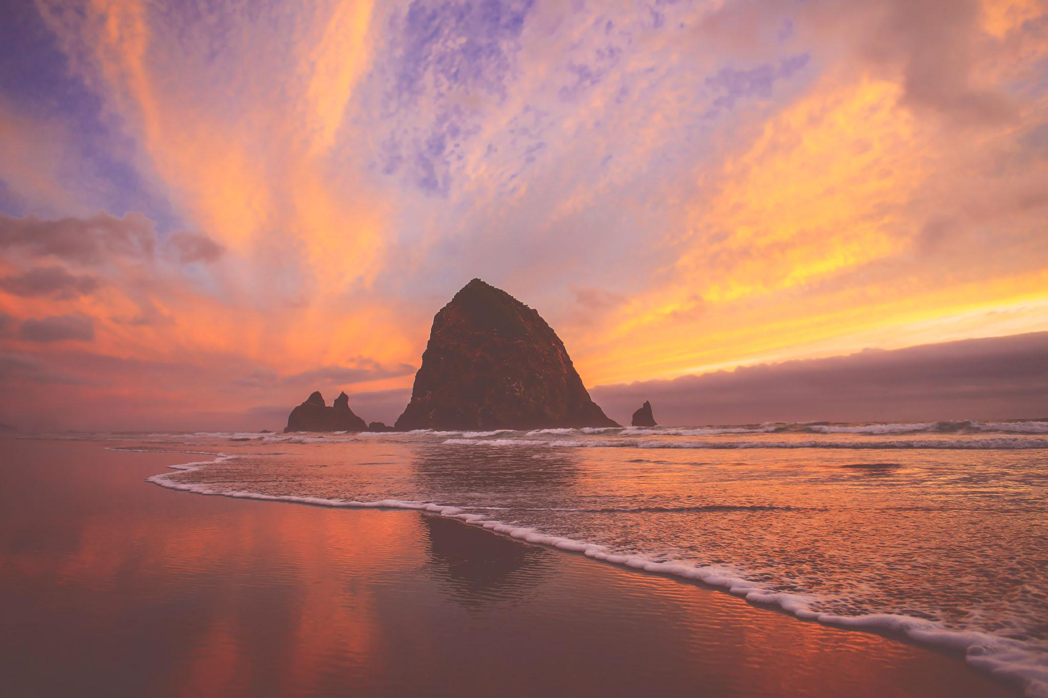 oregon coast, travel photographer, jennifer picard photography