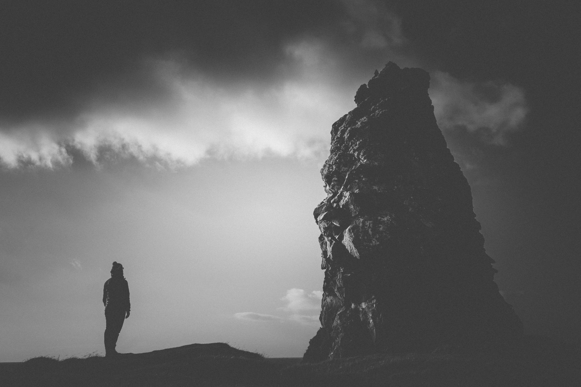 dramatic iceland landscape, jennifer picard photography, travel photographer