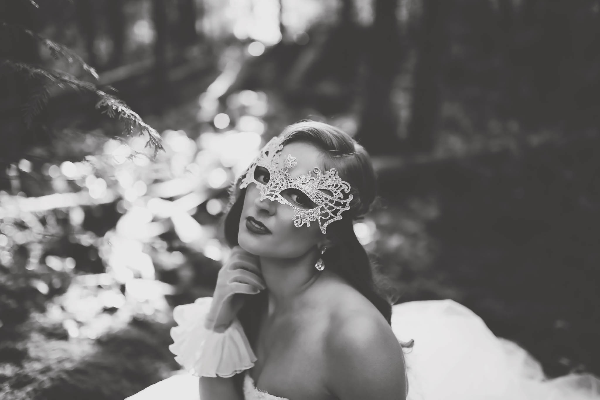 fairytale inspired bridal look, jennifer picard photography, vancouver wedding photographer