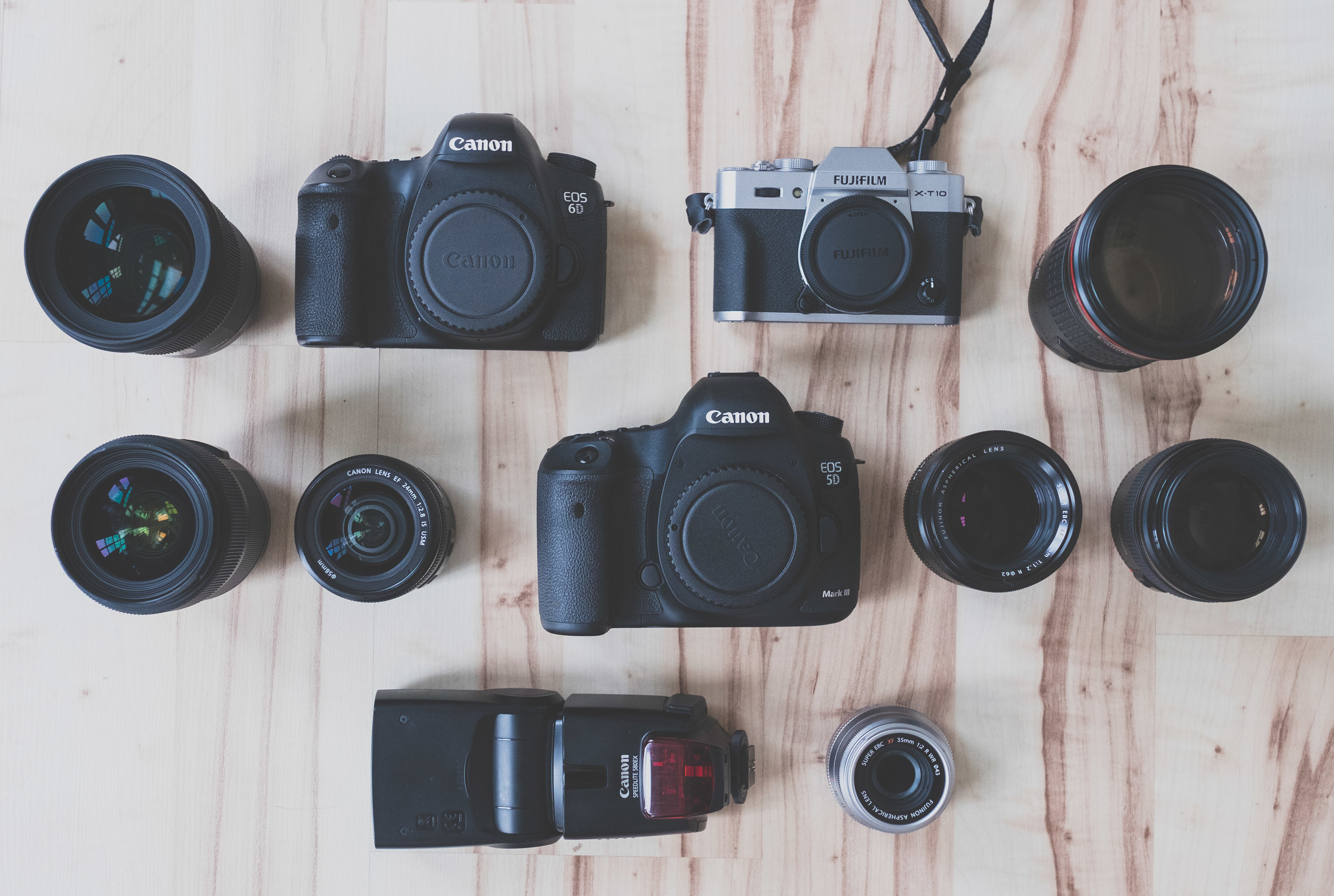 JENNIFER PICARD PHOTOGRAPHY EQUIPMENT, WHAT'S IN MY BAG, SHOTKIT