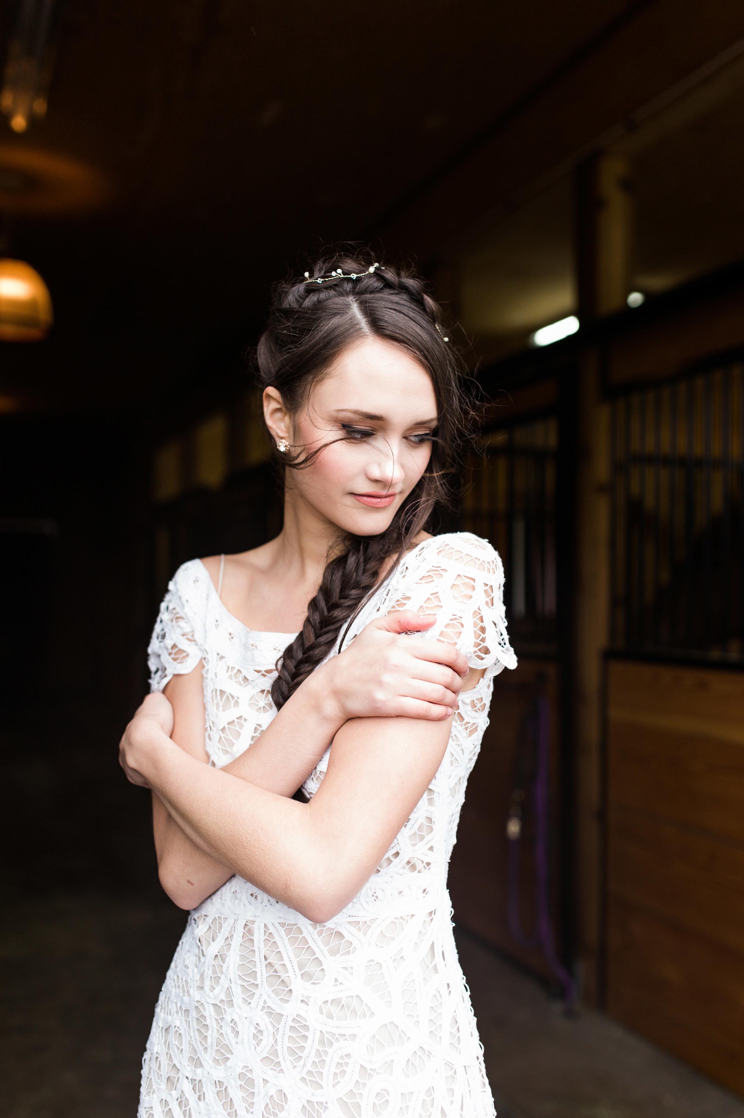 Jennifer Picard Photography, Bridal Editorial, Vancouver Wedding Photographer