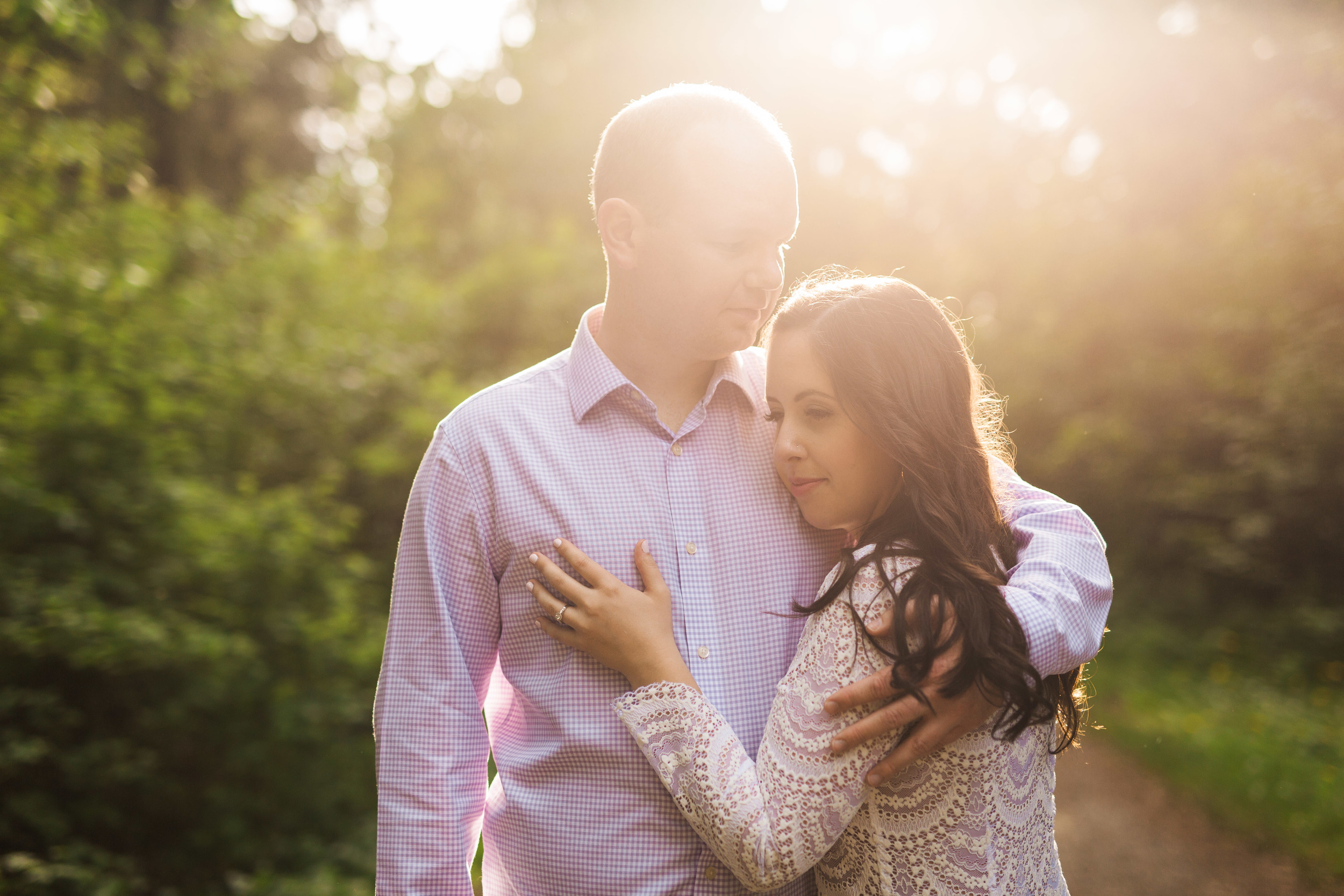 Vancouver Wedding Photographer, Jennifer Picard Photography, Stanley Park Engagement Session