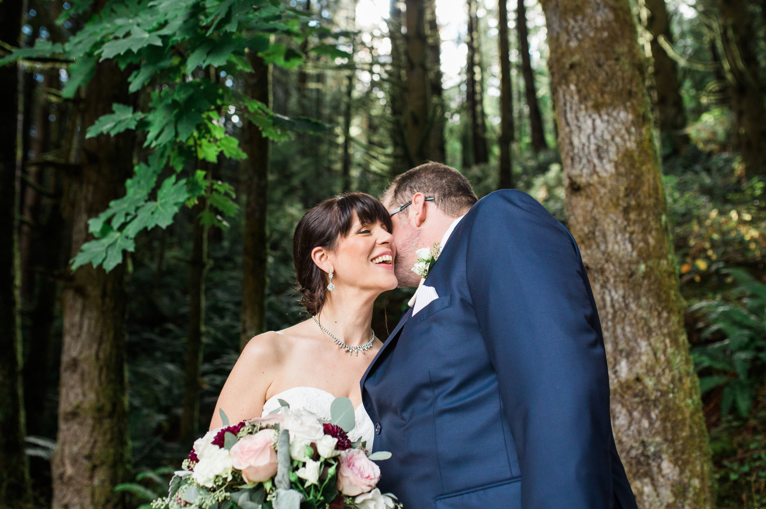Grouse Mountain Wedding, Vancouver Wedding Photographer, Jennifer Picard Photography, Cleveland Dam Wedding