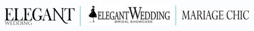 Elegant Wedding Magazine - Jennifer Picard Photography
