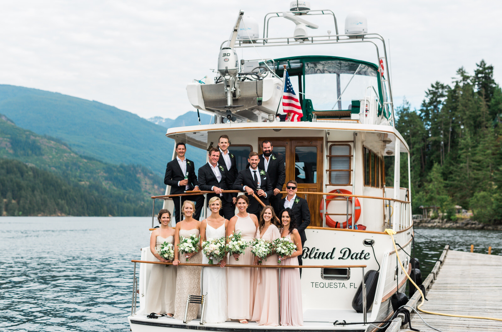 Vancouver Wedding Photographer, West Coast Wilderness Lodge Wedding, Sunshine Coast Photographer, Jennifer Picard