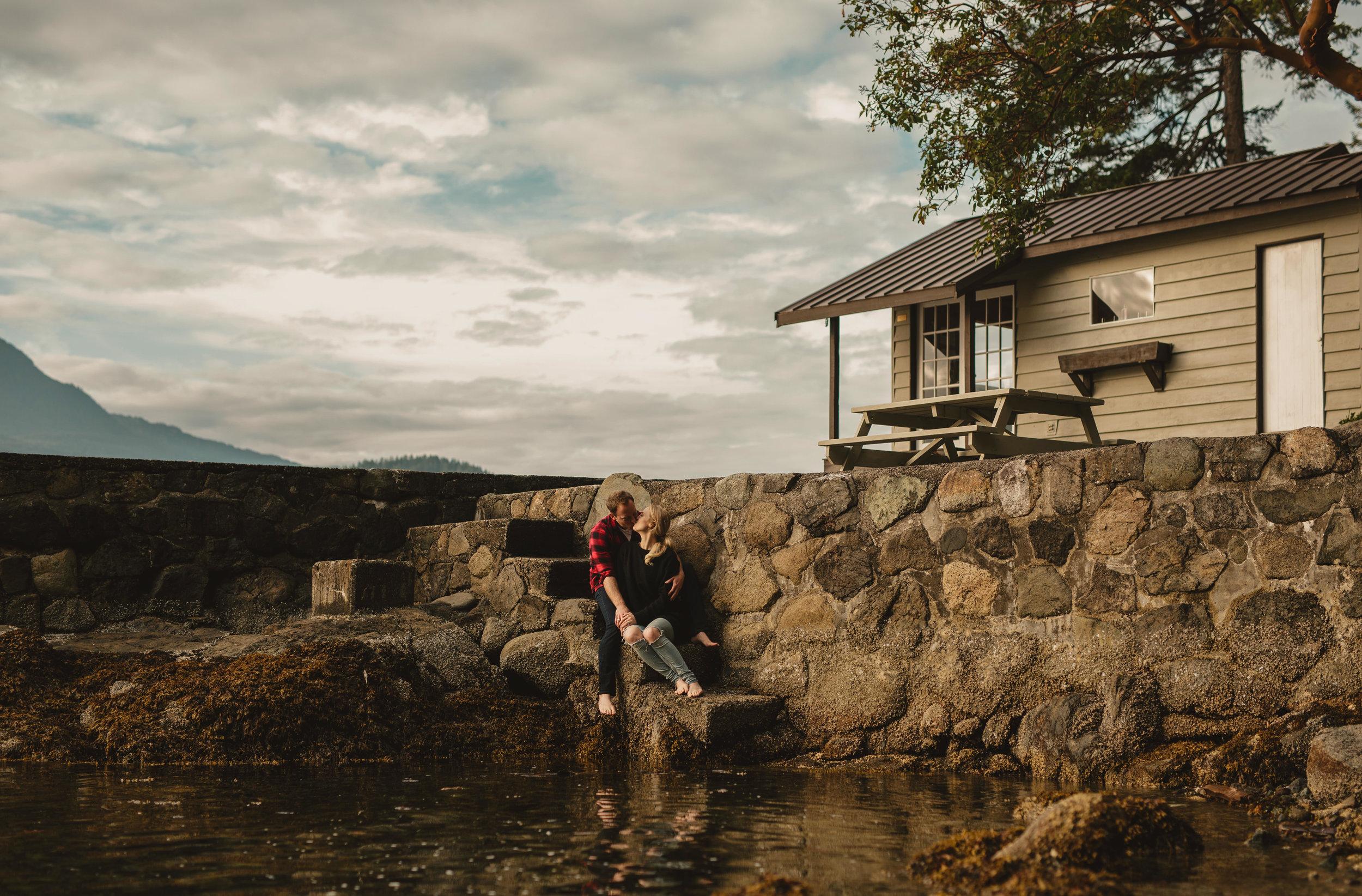 Keats Island Engagement Photos - Sunshine Coast Engagement Photos - Sunshine Coast Wedding Photographer - Vancovuer Wedding Photographer - Jennifer Picard Photography - IMG_9786.jpg