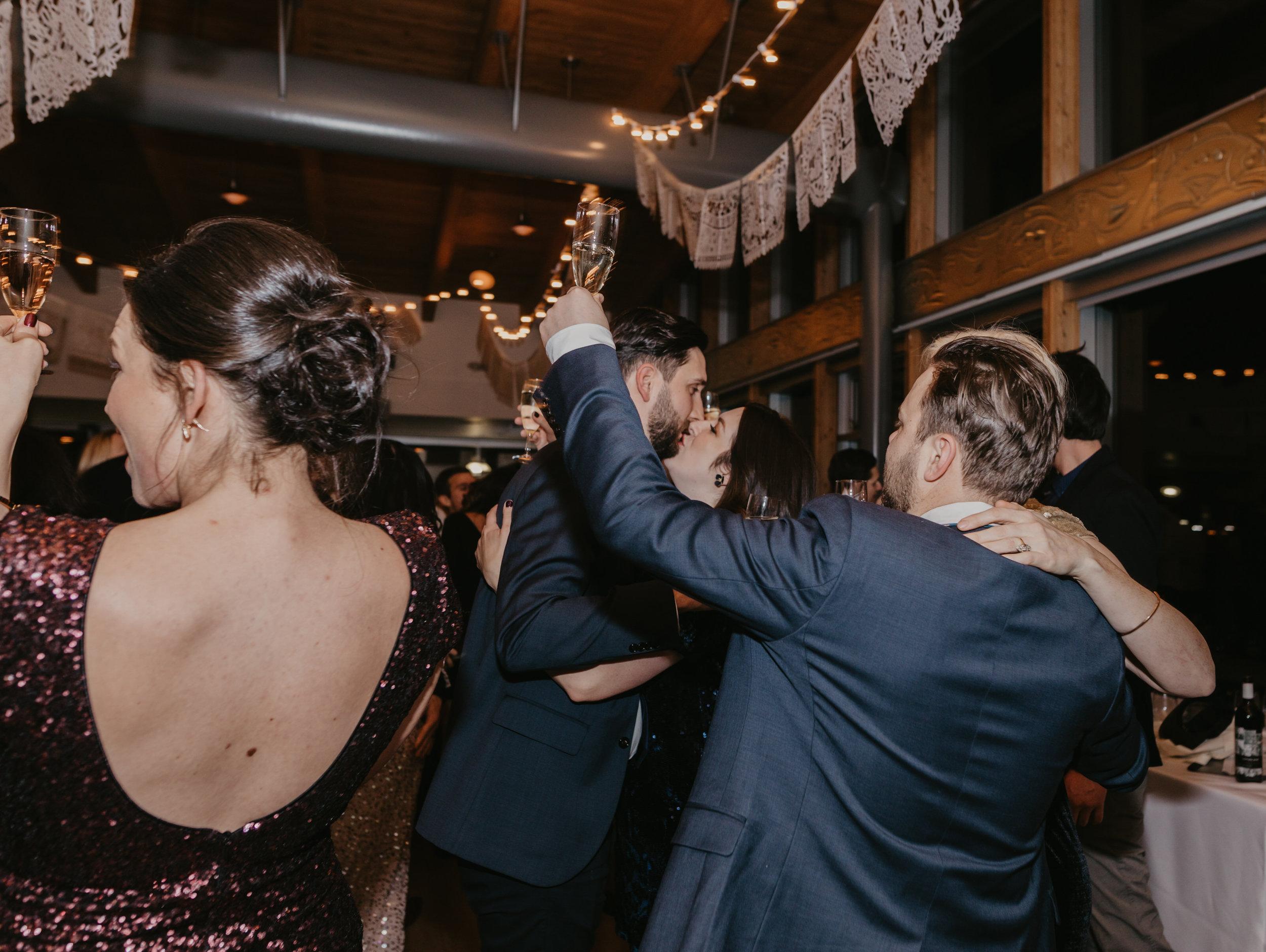 Vancouver New Years Eve Wedding - UBC Boathouse Wedding - Kitsilano Wedding Photos - Vancouver Wedding Photographer - Vancouver Wedding Videographer - 892.JPG