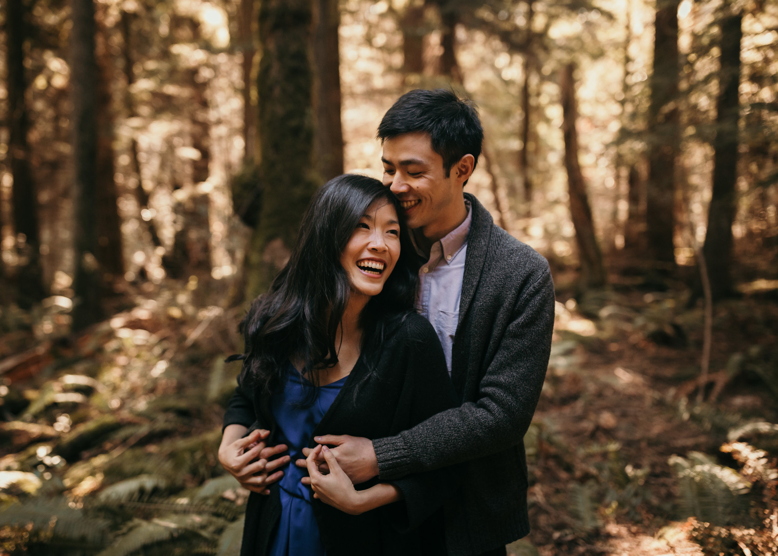 Sunshine Coast Forest Engagement Photos — Jennifer Picard Photography — Vancouver Wedding Photographer & Videographer — 376.JPG