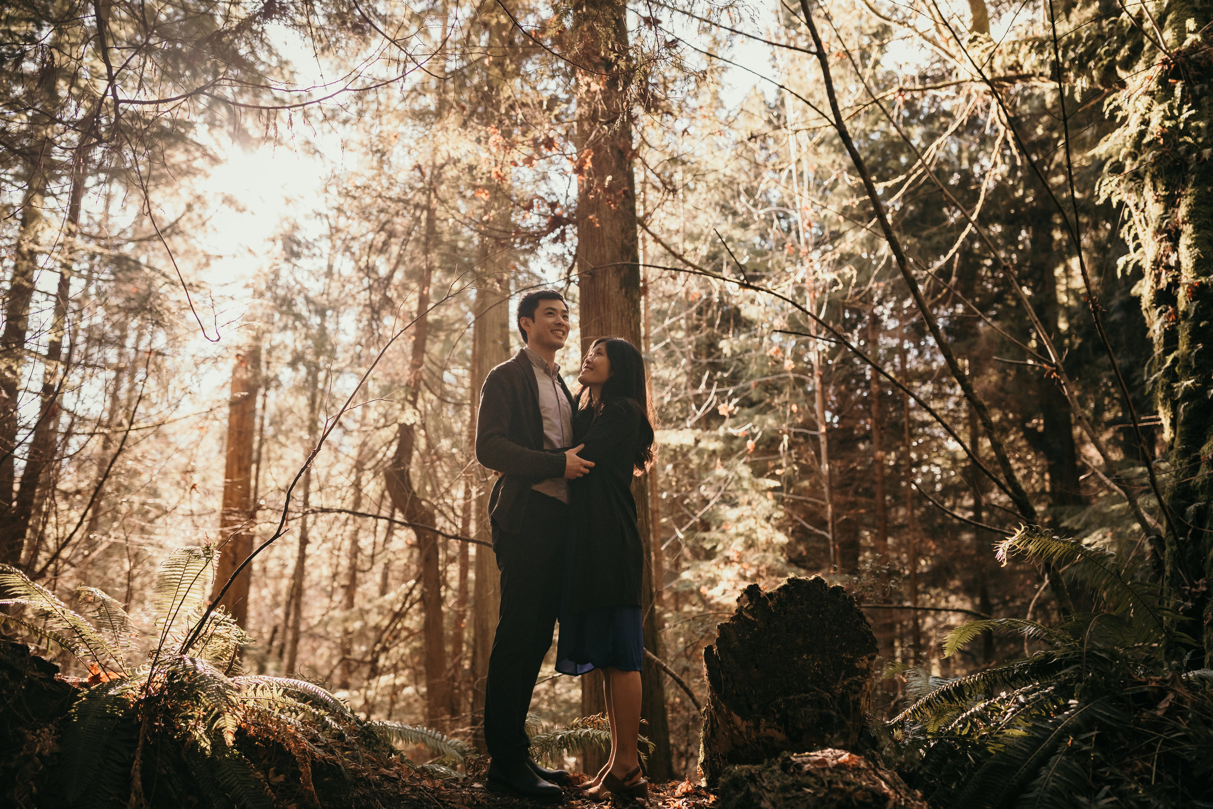 Sunshine Coast Forest Engagement Photos — Jennifer Picard Photography — Vancouver Wedding Photographer & Videographer — 382.JPG