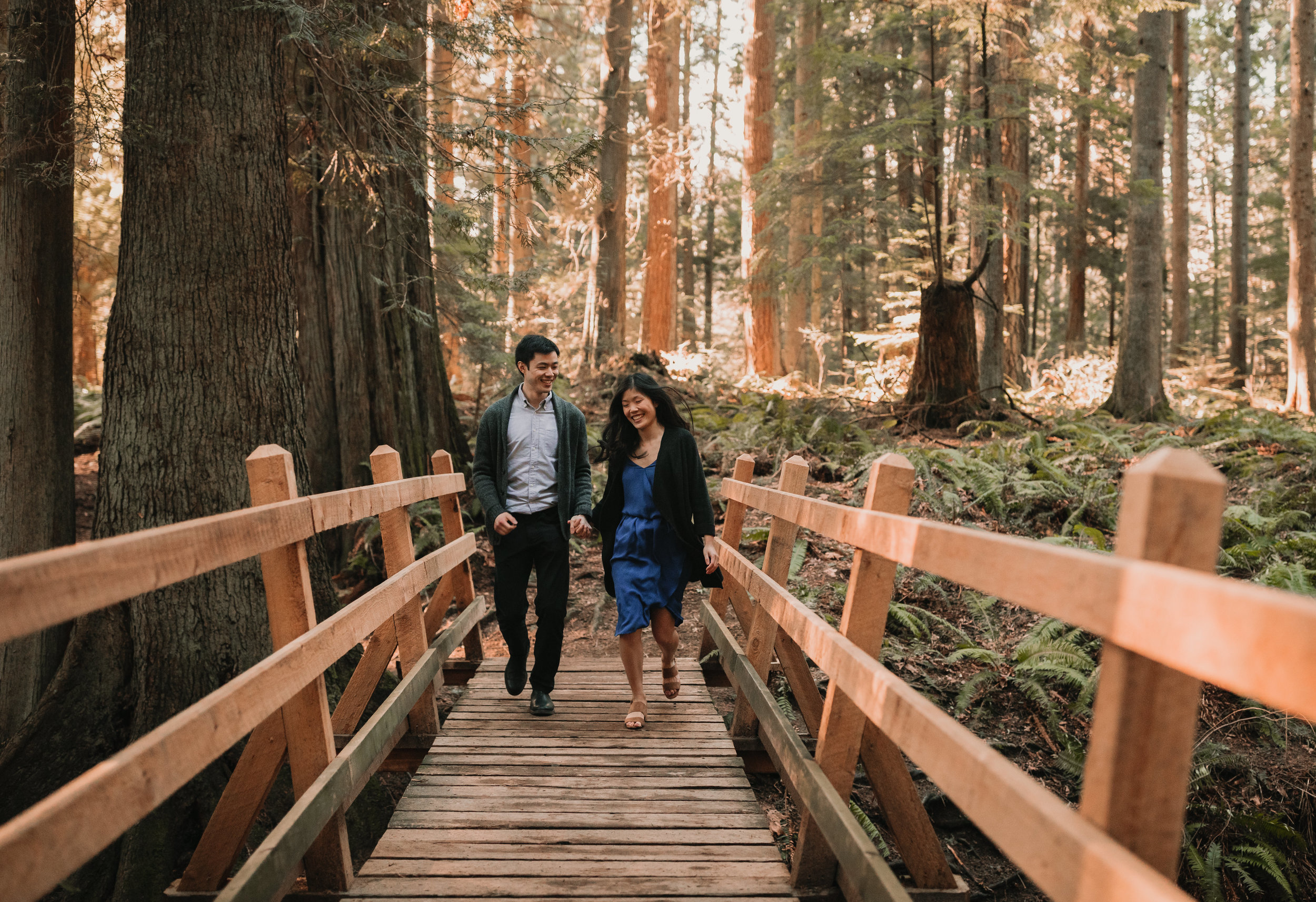 Sunshine Coast Forest Engagement Photos — Jennifer Picard Photography — Vancouver Wedding Photographer & Videographer — 401.JPG