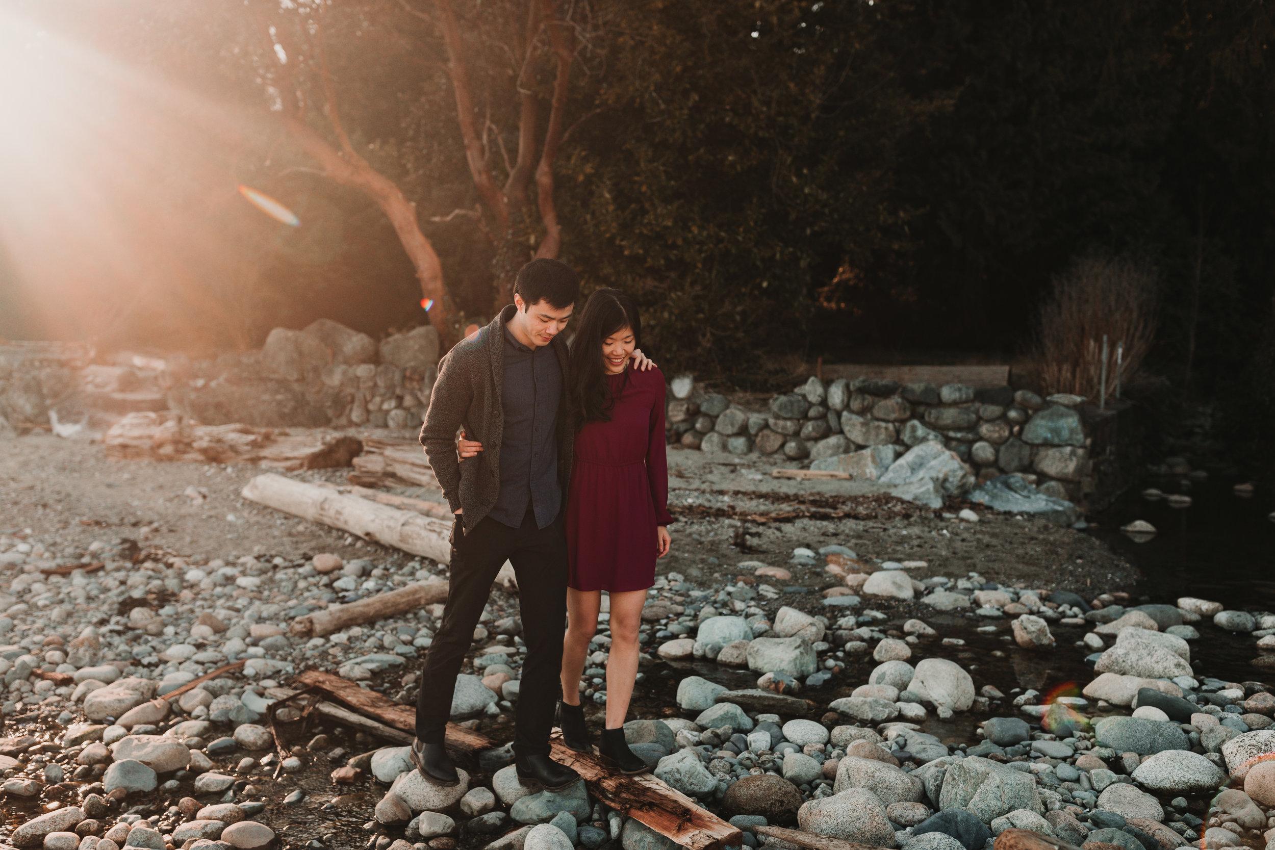 Sunshine Coast Beach Engagement Photos — Jennifer Picard Photography — Vancouver Wedding Photographer & Videographer — 468.JPG