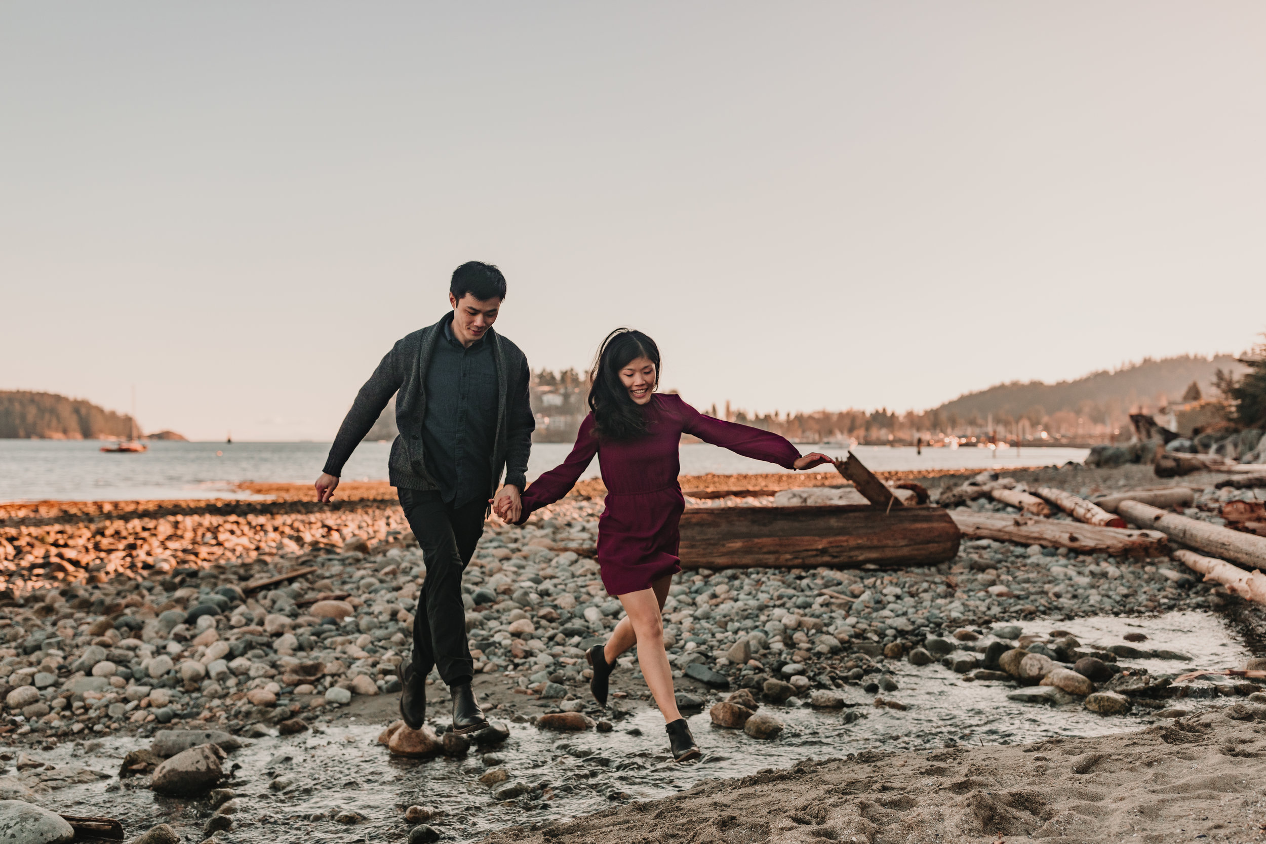 Sunshine Coast Beach Engagement Photos — Jennifer Picard Photography — Vancouver Wedding Photographer & Videographer — 470.JPG
