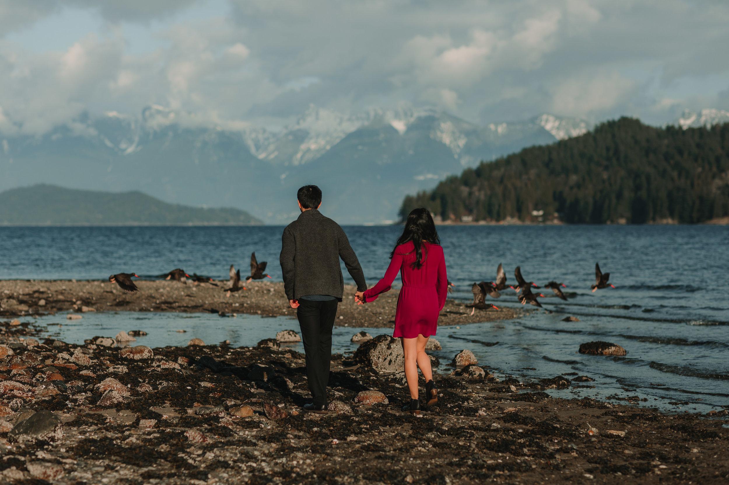 Sunshine Coast Beach Engagement Photos — Jennifer Picard Photography — Vancouver Wedding Photographer & Videographer — 450.JPG