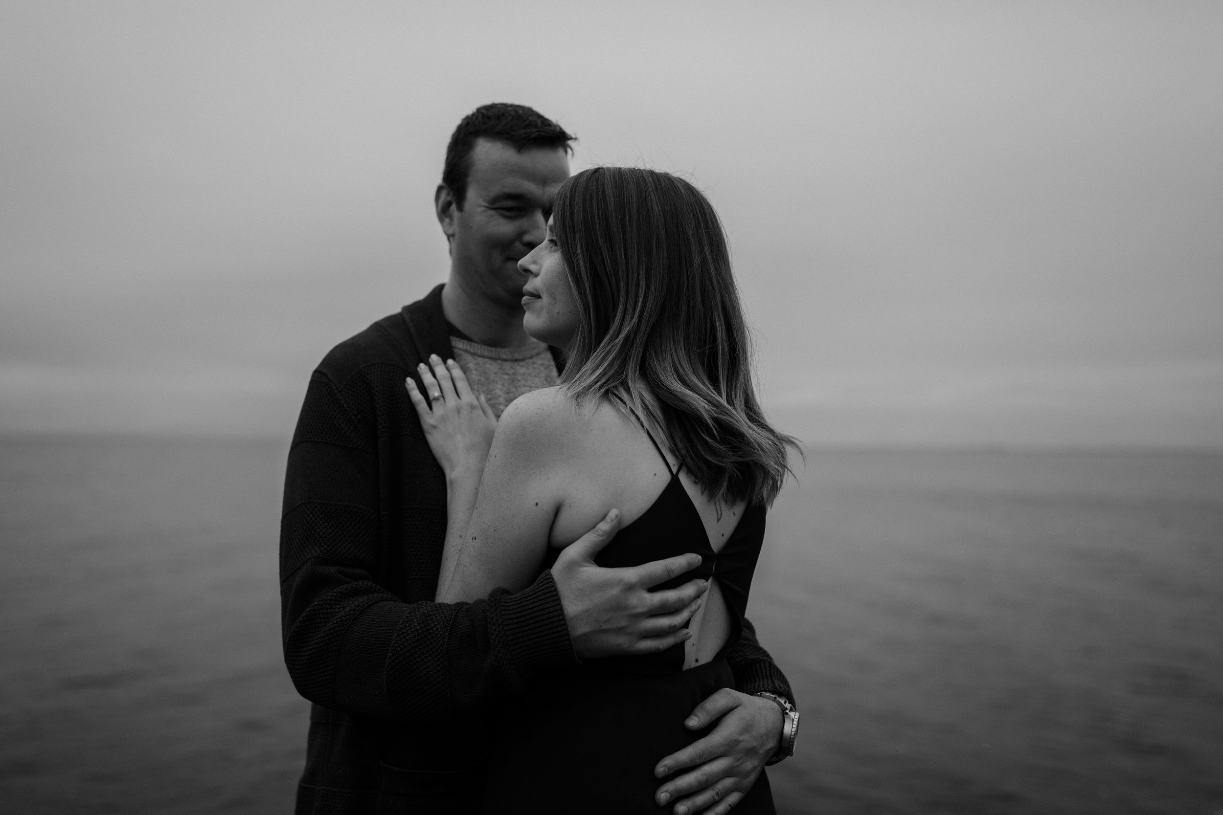 SUNSHINE COAST FOREST & BEACH ENGAGEMENT PHOTOS — Ashley & Antoine — JENNIFER PICARD PHOTOGRAPHY257.JPG