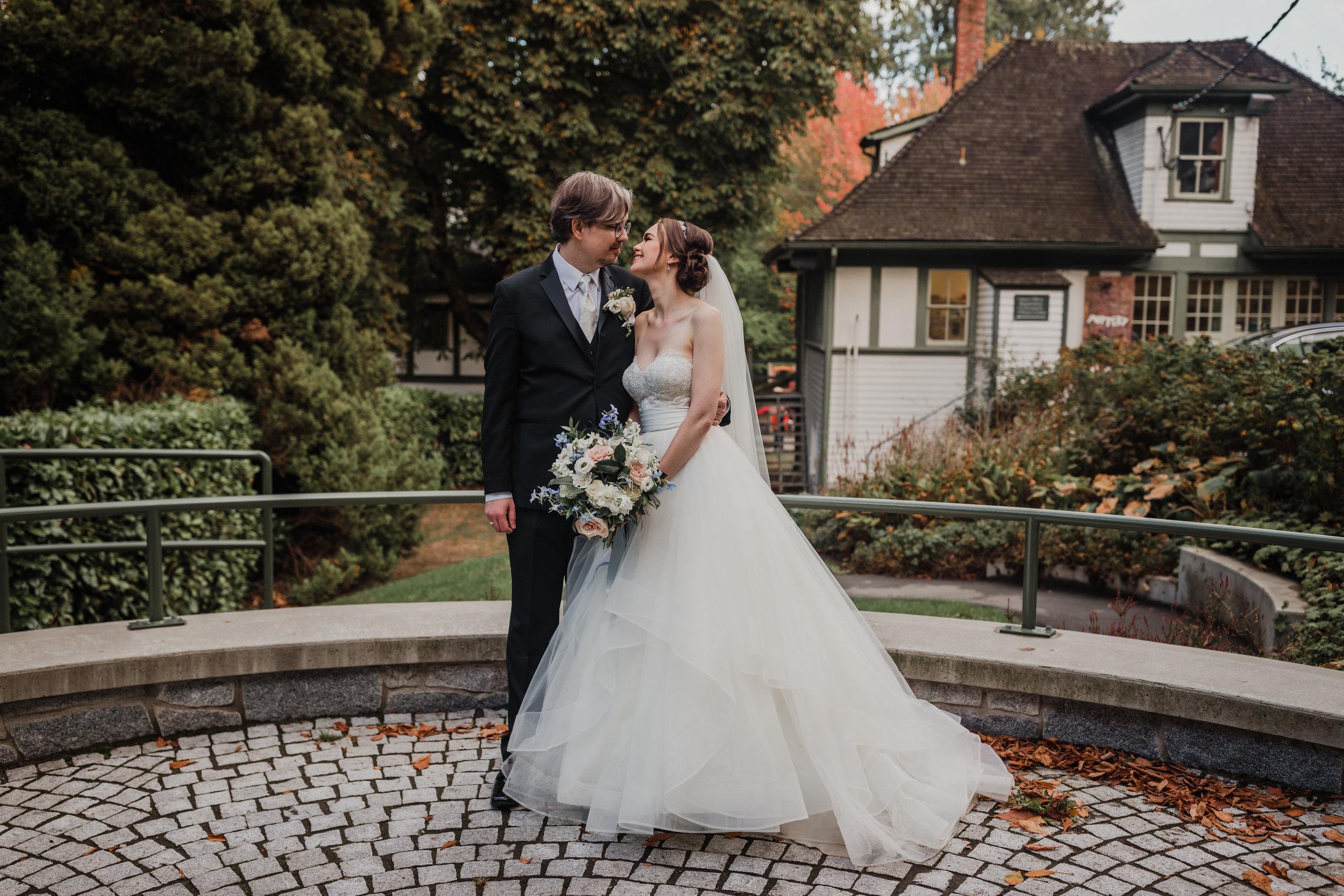 Aberthau Wedding Photos — Point Grey Community Centre Wedding