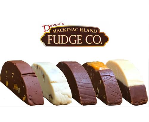 Mackinaw Island Fudge