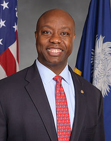 Senator Tim Scott (R) - E-mail: [Click Here]Midlands Office: 1301 Gervais Street, Suite 825 Columbia, SC 29201; (803)-771-6112D.C Office: 717 Hart Senate Office Building Washington, DC 20510; (202) 224-6121