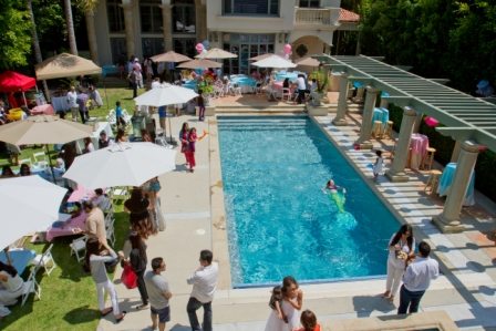 small brentwood pool party aerial view.jpg