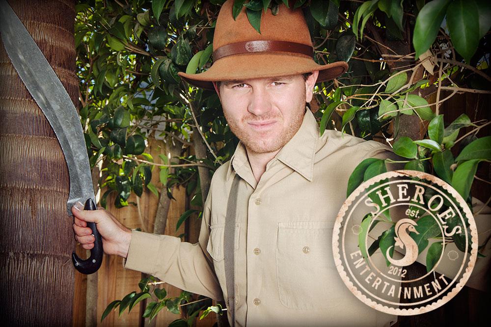 (c) Sheroes Entertainment LLC, Savvy - Jungle Adventurer!