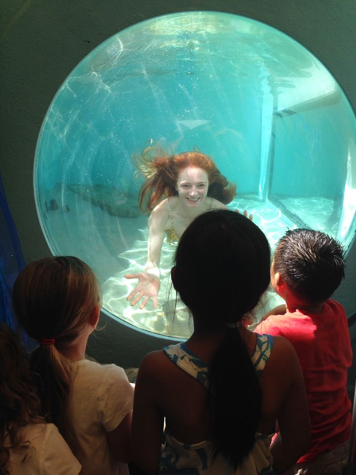 Catalina Mermaid with Kids in Bubble.jpg