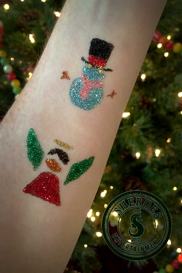snowman-and-angel-glitter-tattoos.jpg
