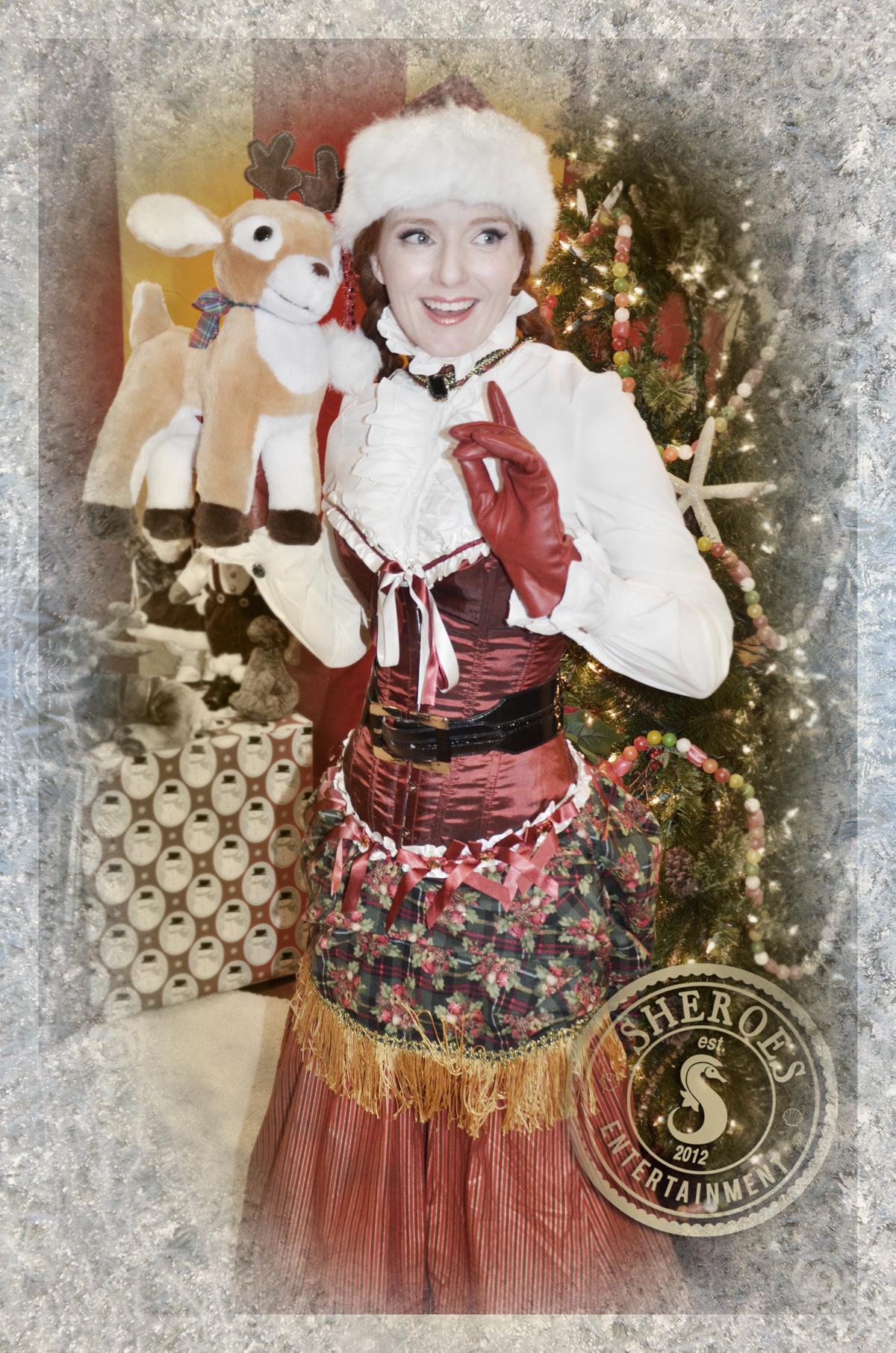 Vintage Victorian Christmas Girl 3.jpg